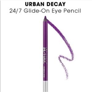 NWT. Urban Decay Psychedelic Sister Eyeliner